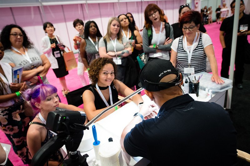 Home international beauty show las vegas for 24 hour nail salon in las vegas
