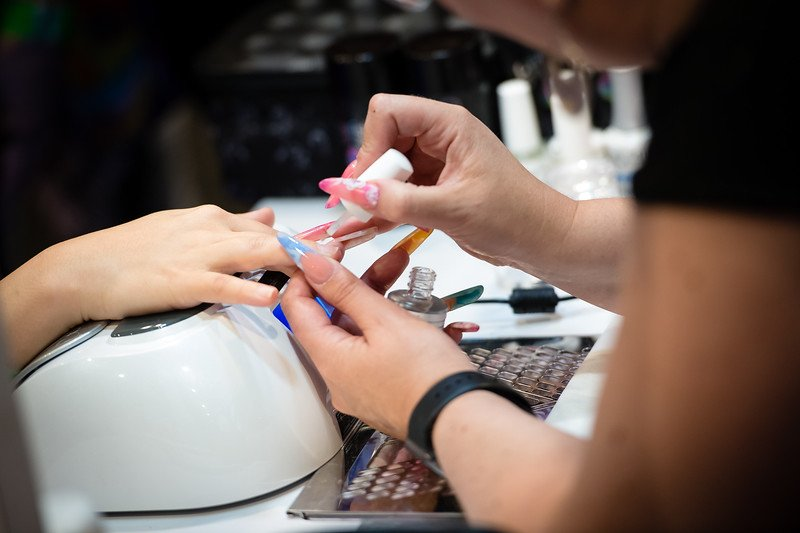 NAILPRO Competitions | International Beauty Show Las Vegas