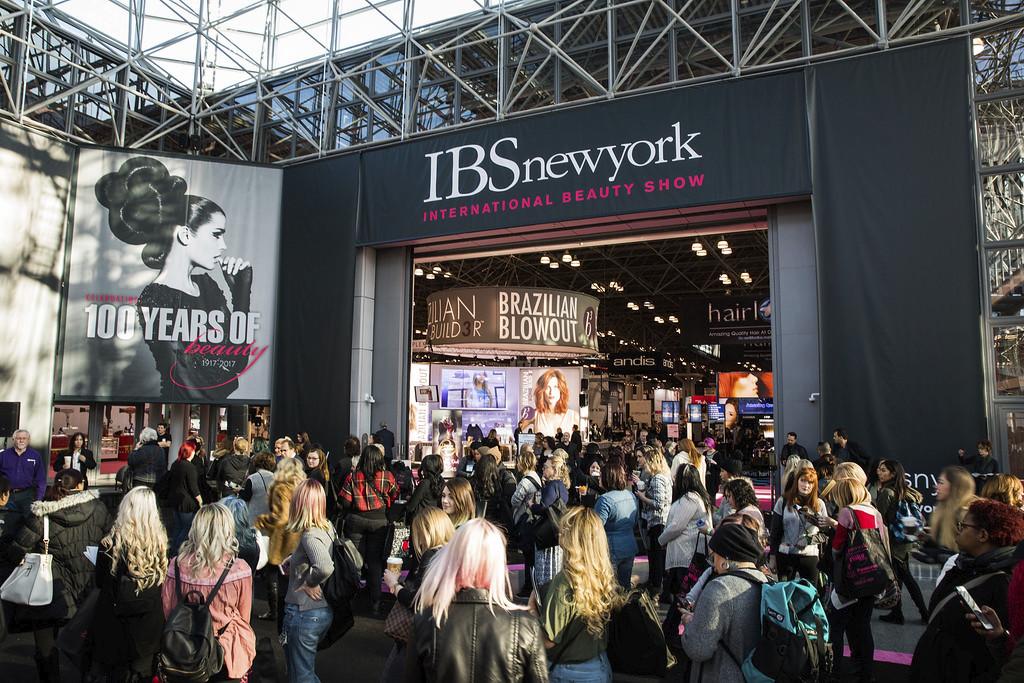 Home International Beauty Show New York