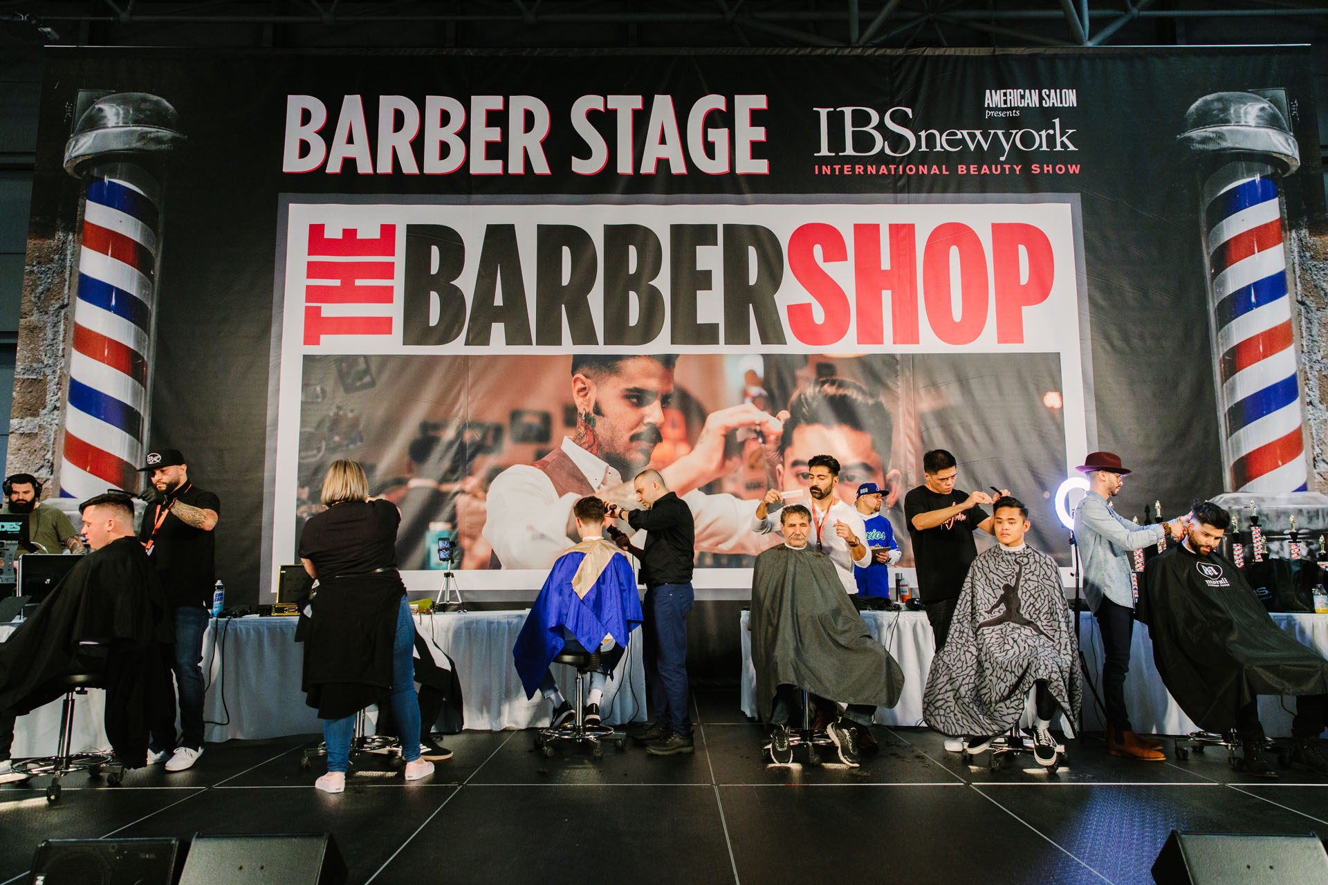 The BarberShop | International Beauty Show New York