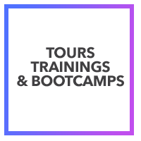 Tours, trainings bootcamps