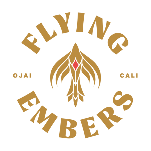 Flying Embers