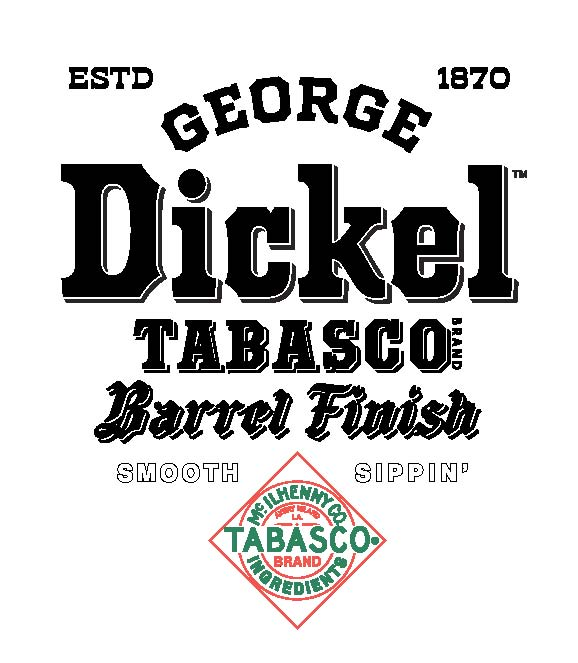 George Dickel Tabasco