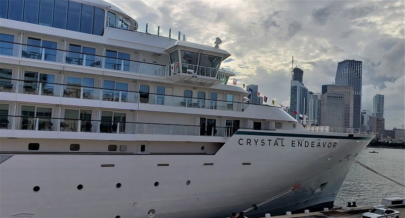First Look: Expedition Suite on the New Polar-Class Crystal Endeavor