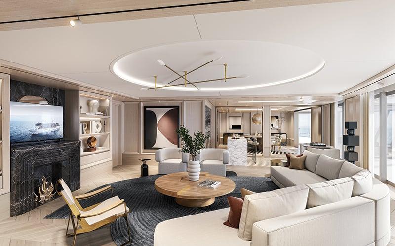 Regent Seven Seas Cruises Unveils $11,000/Night Suite