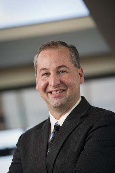 Ken Barnes, CIO of Omni Hotels & Resorts