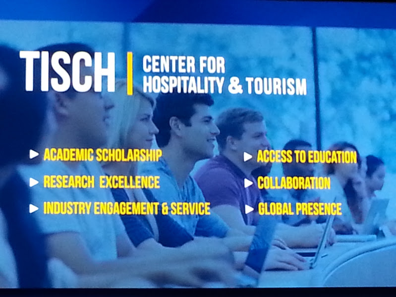 Jonathan M. Tisch Center for Hospitality and Tourism