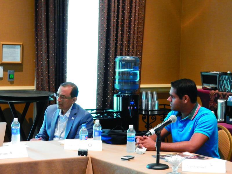 AAHOA roundtable participants