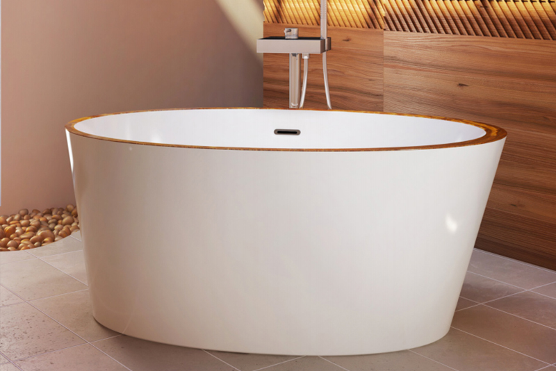 Evanescence and Charism air jet tubs