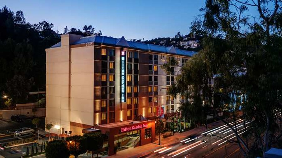 Hilton Garden Inn Los Angeles