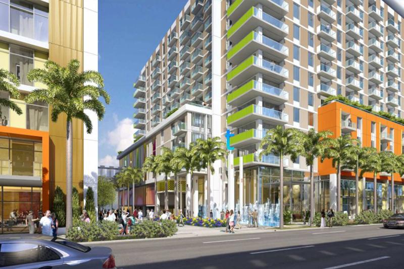 Hilton Garden Inn in Miami