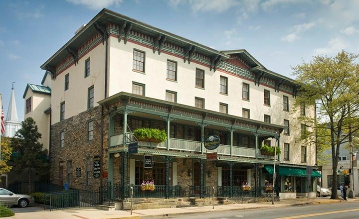 Lamberville House Hotel