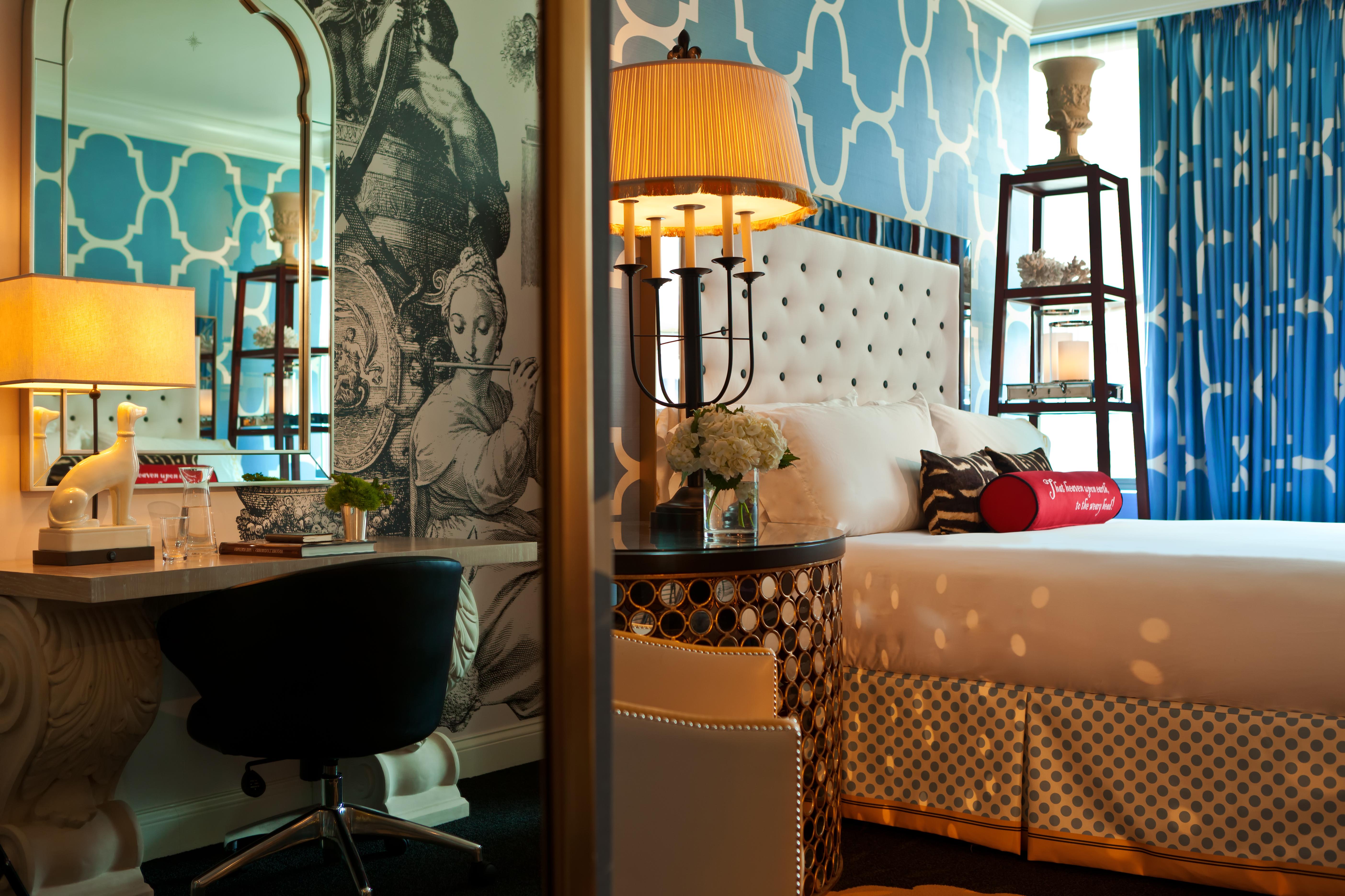 Philadelphia Monaco Kimpton Guestroom