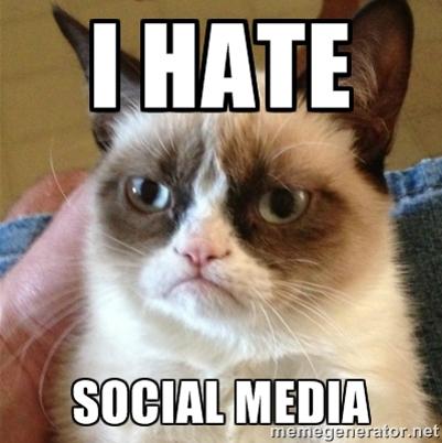 hate social