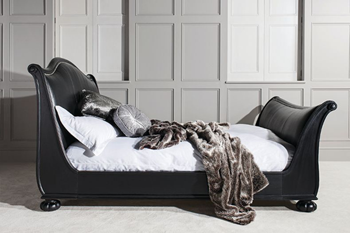 Safari bedstead by Gallery Direct