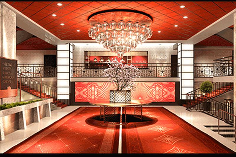 Scandic Haymarket hotel