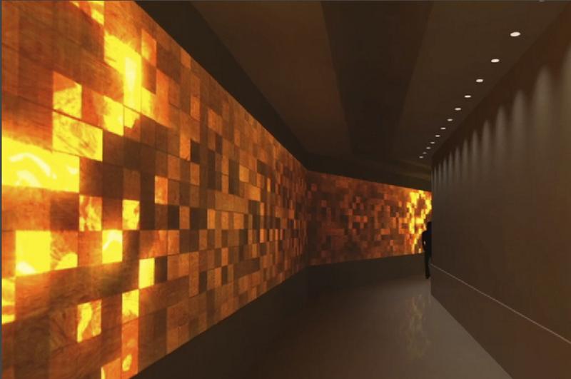 Renaissance Hallway