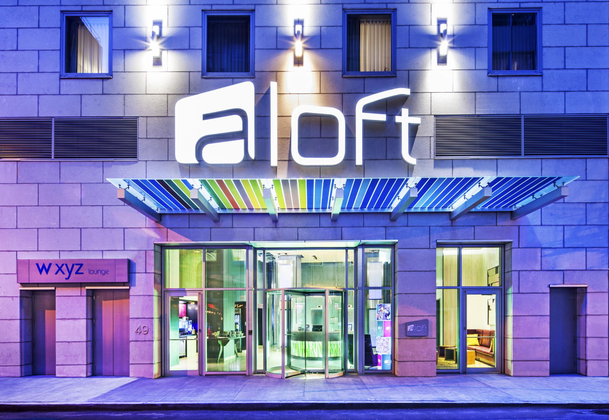 Aloft FiDi
