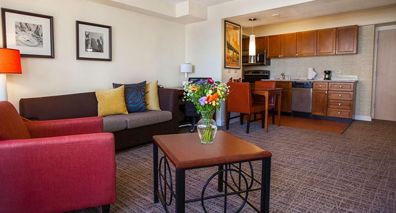 Chicago Residence Inn