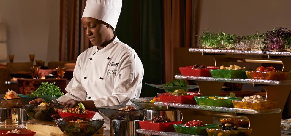Fairmont Hotels chef