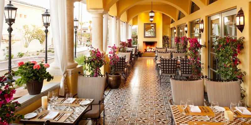 Omni Scottsdale Resort & Spa at Montelucia restaurant