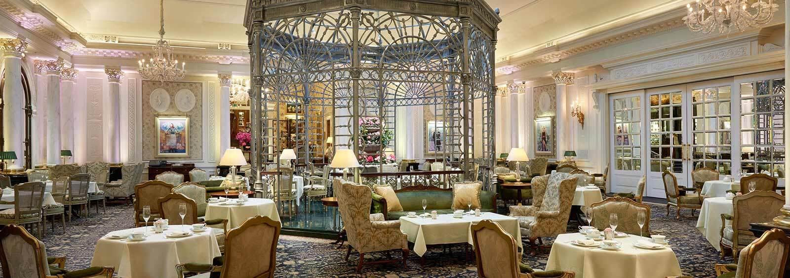 The Savoy, London restaurant