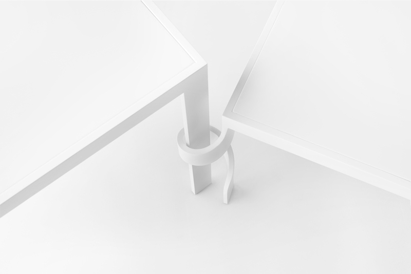 Tangle side tables