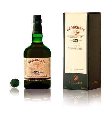 Redbreast Single Pot Still Whiskey