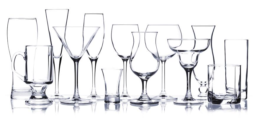 The Cutting Edge of Glassware | Bar & Restaurant