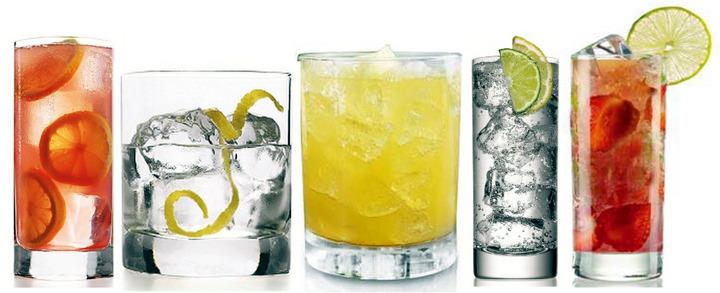 Summer Spirits / Cocktails