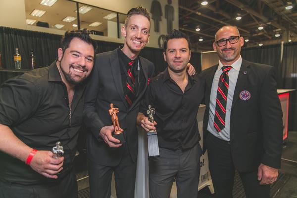 2016 USBG Flair Competition winners - 2016 Nightclub & Bar Show