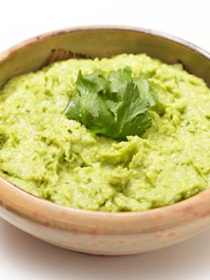 National Chips and Dip Day - The Best Basic Guacamole
