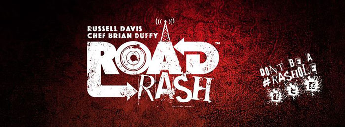 Chef Brian Duffy and Russell David Road Rash Podcast - Bartending podcasts