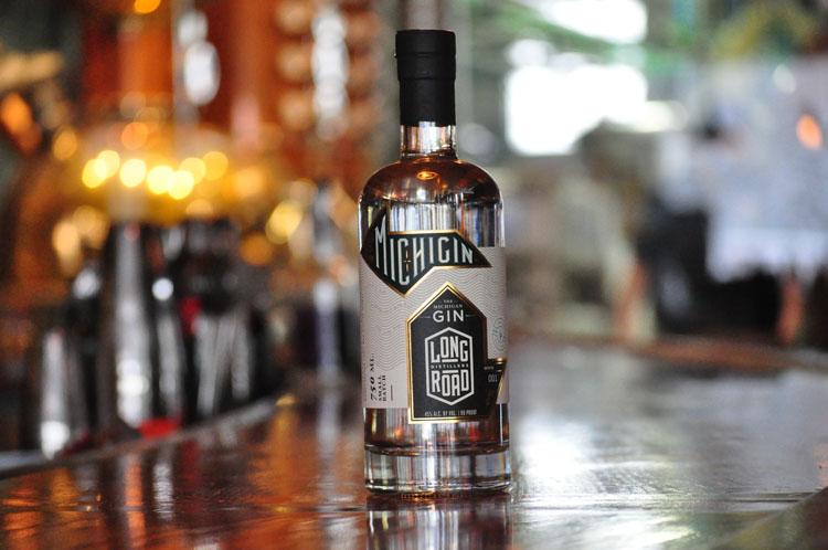 Long Road Distillers MICHIGIN - Nightclub & Bar BottleWatch, February 2017