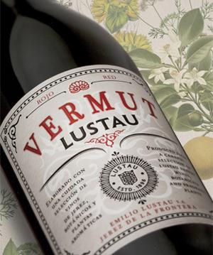 Lustau Vermut vermouth - Nightclub & Bar BottleWatch, February 2017
