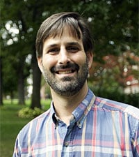 Tufts Professor Colin Orians