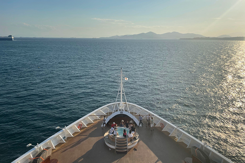 Seabourn Elevates Onboard Experience With New Services and Perks