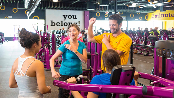 United Pf Partners Establishes Country S Largest Planet Fitness Franchisee Club Industry