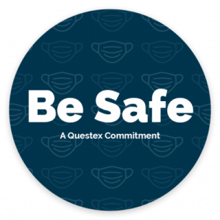 Be Safe Button