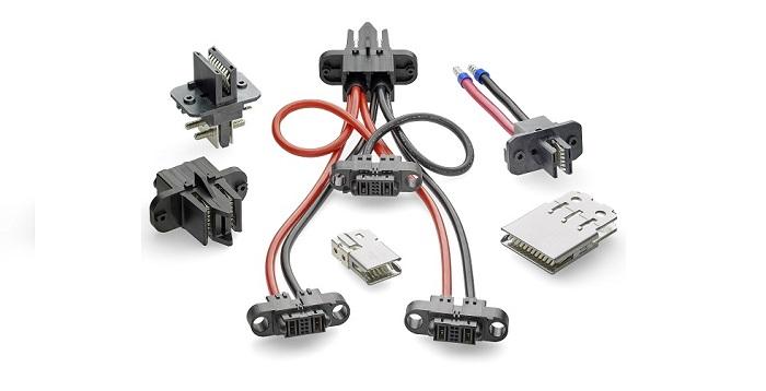 bus bar connectors address 48v designs