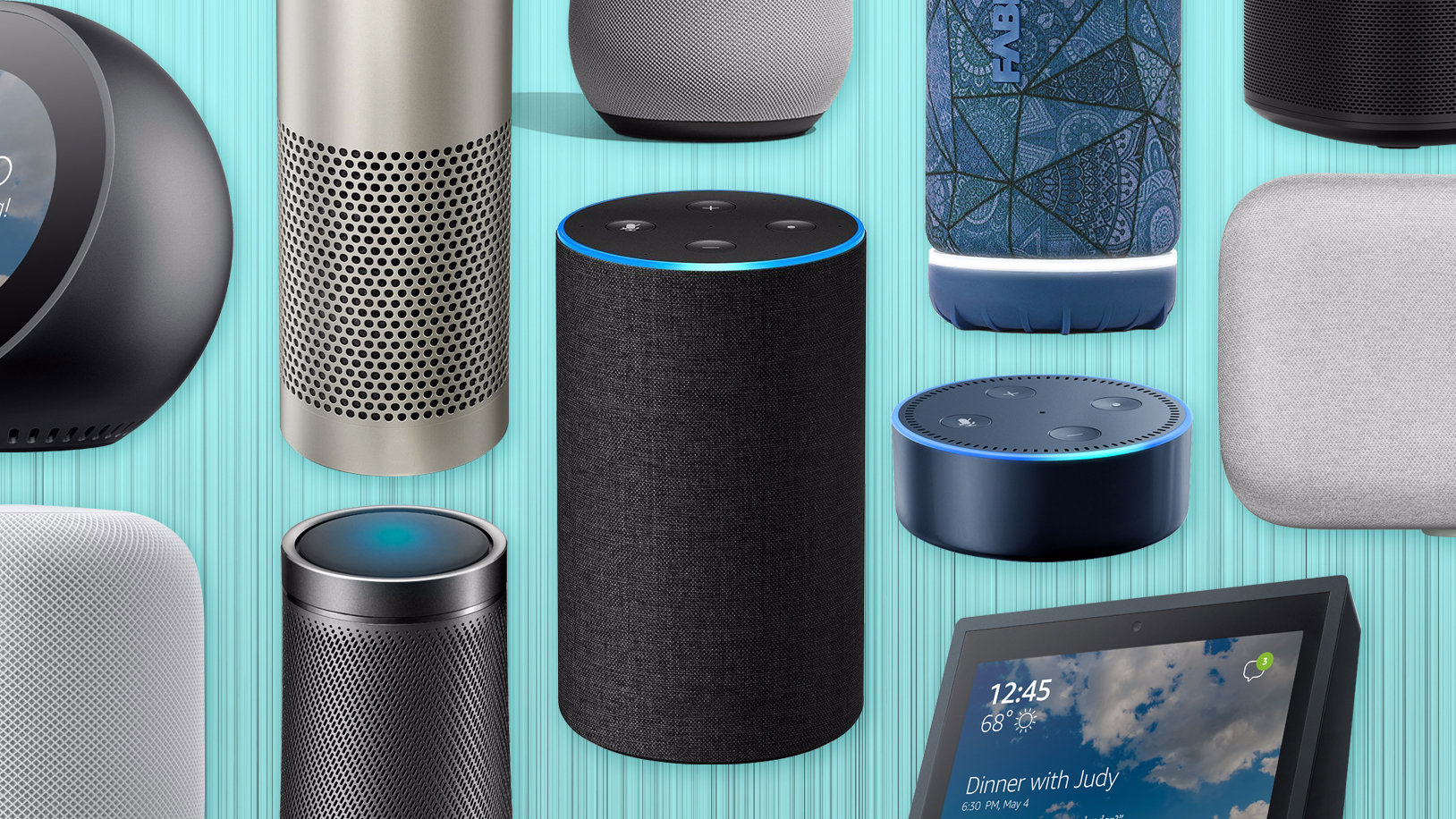 Smart Speaker Market Boasts A Possible 18% CAGR | FierceElectronics