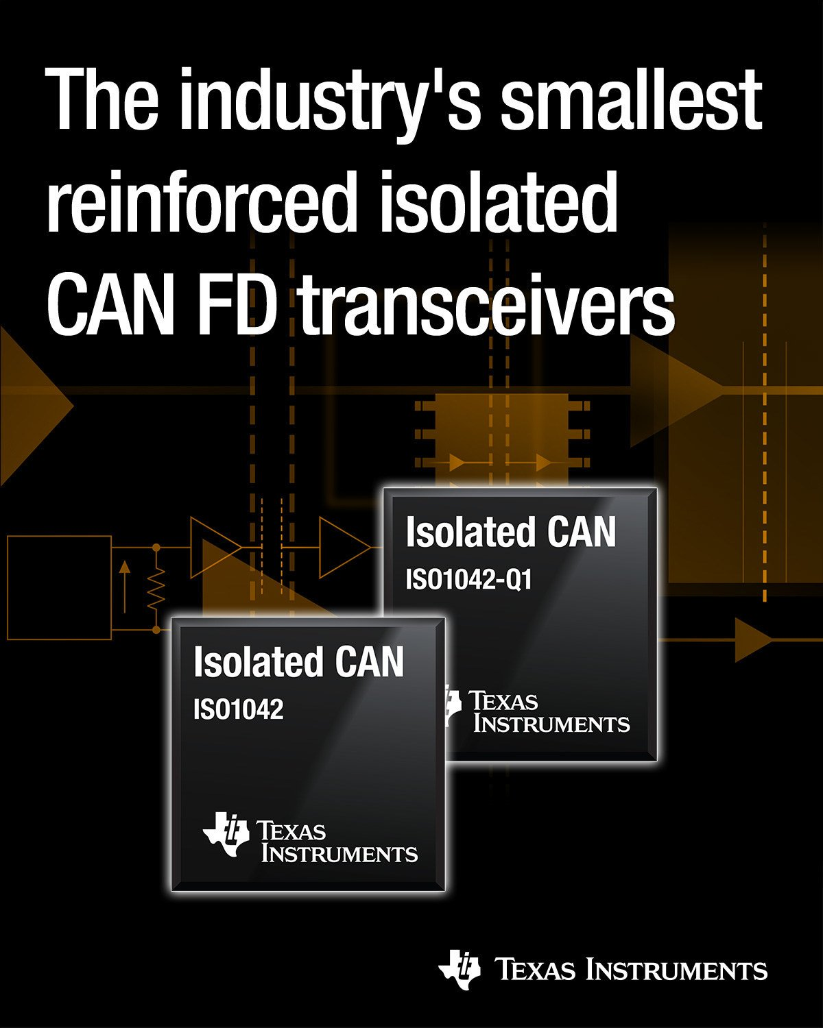 Can Fd Transceivers Deliver Highest Bus Fault Protection Sensors Small Outline Integrated Circuit Magazine