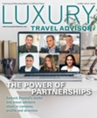 Luxury Travel Advisor June/July 2020