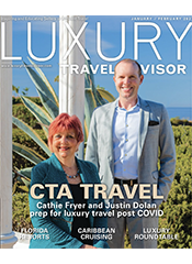 Luxury Travel Advisor February/March 2021