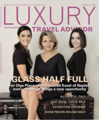 Luxury Travel Advisor March 2021