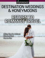 Destination Weddings & Honeymoons 2021 Experience Series