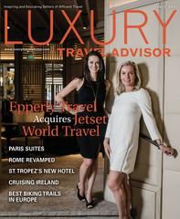 Luxury Travel Advisor July 2021