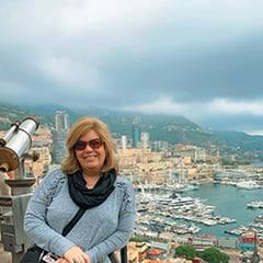 Colleen Campanella of Gwins Travel – a division of Acendas Travel