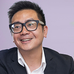 Andy Chun, Regional Director, Technology Innovation, Prudential Corporation Asia