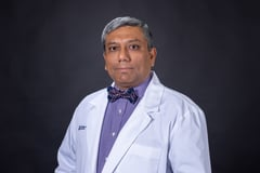 head shot photo of Sushovan Guha, M.D., Ph.D.